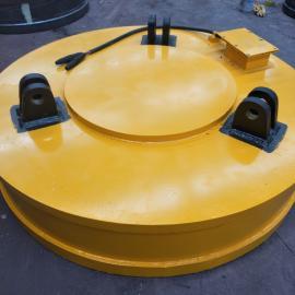 强力永磁吸盘 MW5型强力电磁吸盘 废铁电磁吊