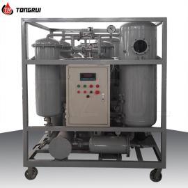 46汽轮机润滑油含水专用破乳化脱水真空滤油机ZJC-50