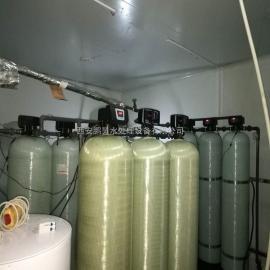 常压供暖锅炉除盐除垢软化水处理设备软水器