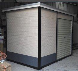 垃圾分类房-垃圾房生产加工-环保分类房设计生产-垃圾房制造