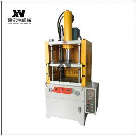 热销 四柱式jingmi高质液压机 shu控热压成型机 机xie压li机可定制