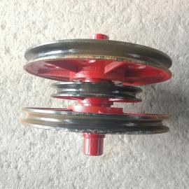 起重机滑轮组 钢丝绳导向滑轮 10吨铸钢滑轮组