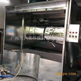环保设备喷油水帘柜