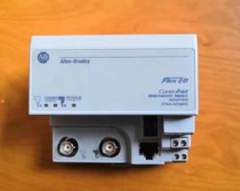 铝ban冷轧线主要设bei进口bei件Allen Bradley通信模块1794-ACNR15