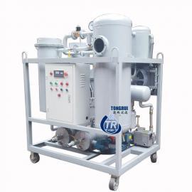 通瑞ZJC-10汽轮机油真空滤油机可破乳化脱水滤杂