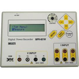 MPR-601W�底止β视���x 可�y����、�流�力�y�