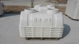 小型家用玻璃钢化粪池1.5吨模压化粪池