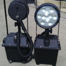 大功率防爆工作灯BZY8100L-30W轻式多功能手提手拉防爆灯