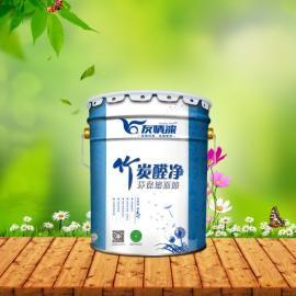 友情漆竹炭醛净环保墙面漆室内墙面乳胶漆自刷翻新墙面漆