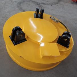 废钢电磁吸盘 MW5型高频强磁电磁铁 电磁吸铁器