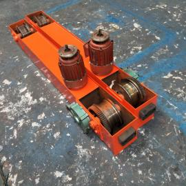 澳尔新起重机行车行走端梁 电动悬挂梁头 LD200轮 长2米LD200轮  长2米