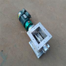 乔达耐高温耐腐蚀304不锈钢卸料器 电动旋转卸料阀YJD-GX