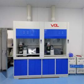 WOL设计装修shi验室通风系统工chengWOL-TF008