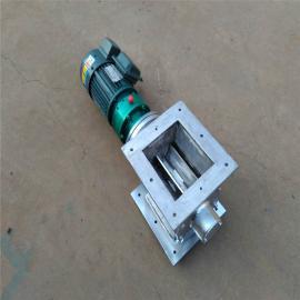 乔达水泥厂熟料库下灰用星型卸料器 旋转电动卸料阀YJD