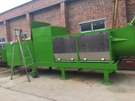 农村未分拣生活垃圾处理压榨机 商用垃圾脱水机