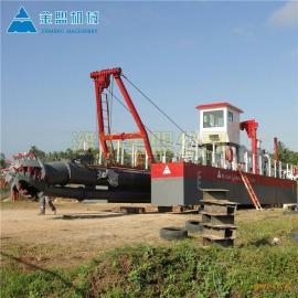 金盟绞吸式抽沙船国内的制造公司 绞吸船出口品质介绍10