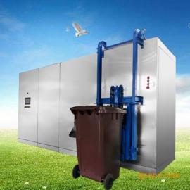 垃圾发酵处理机 高效餐厨垃圾发酵机