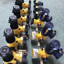 明阳隔膜式计量泵DJW80/0.5