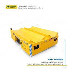 帕菲特机械设备搬运平车 轨道蓄电池电动平车 10吨铁轨电动台车BXC