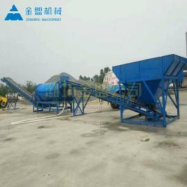 金盟砂石厂洗石设备整套配置 洗石机设备60