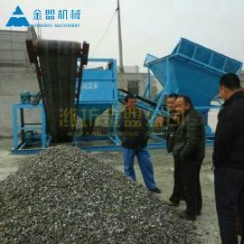 金盟矿山机械洗石生产线 滚筒洗石机定制50