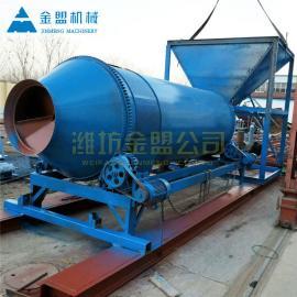 金盟滚筒洗石机工厂定制 洗石设备工厂位置50