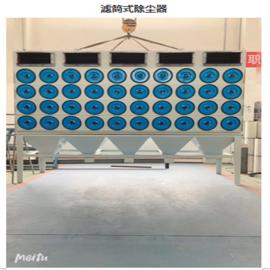 欧辉实业有限公司滤筒式除尘器HMC-80