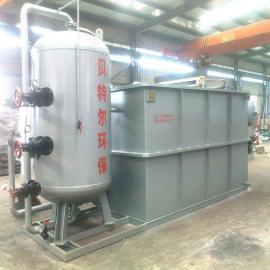 油田矿井污水处理设备中科贝特气浮过滤一体机质优价廉