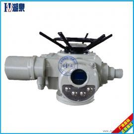 湖泉(HQ)智能调节型电动装置4-20MA模拟量型号控制电动执行器DZW