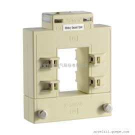 安科瑞开口式电流互感器 电流范围300AAKH-0.66/K-80*50