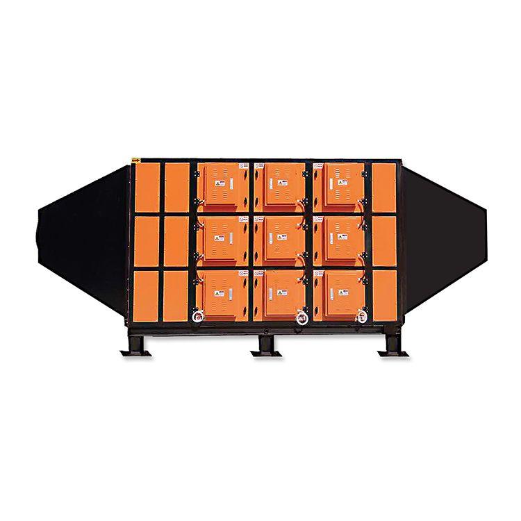 金科兴业KFOM-ESP热处理油烟净化设备