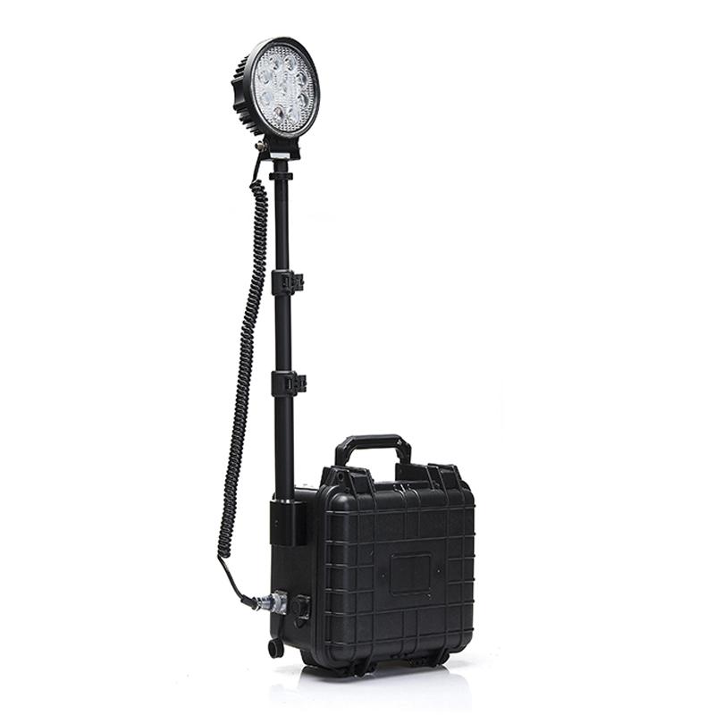 鼎轩照明氙手持背带搜索探照灯JIW5600-35W