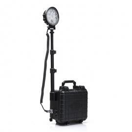 鼎轩照明27W升降应急箱灯便携式移动照明系统SR-070A-27W