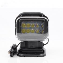 鼎轩照明轻便式车载遥控探照灯氙气卤素LEDZR5100