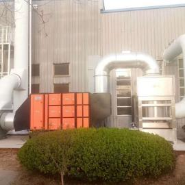金科兴业KFOM-ESP工业油烟净化器 集中式油雾收集