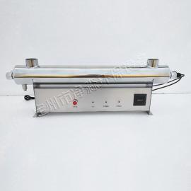 定州净淼直饮水紫外线杀菌器幼儿园直饮水杀菌紫外线消毒器净化水质JM-UVC-160