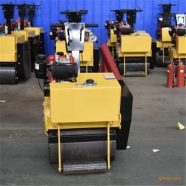 源工现货单轮震动小型压路机手扶式