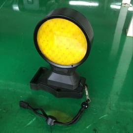 言泉GAD102交通救援磁力吸附双面方位红闪灯