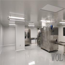 WOL活性炭喷淋塔定制 推荐沃霖WOL-HX008