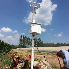 腾宇电子土壤墒情监测系统无线式