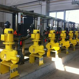 高压计量泵MiltonRoypump