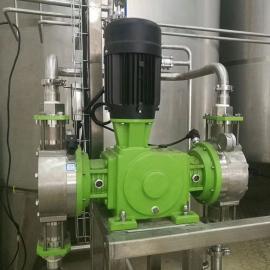 帕斯菲达DM7H3PP双头计量泵