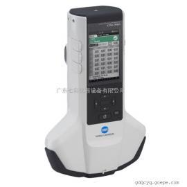 柯尼卡美能达 多角度分光测色计色差仪 CM-M6测色仪