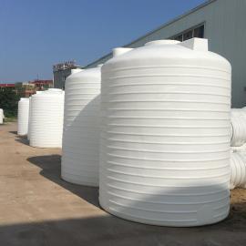 绿明辉水塔液体储存罐25吨PE储罐厂家直销