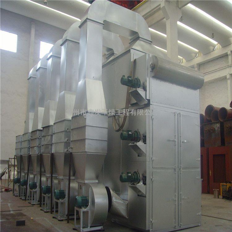 鑫发苹果干专用多层带式干燥机DW