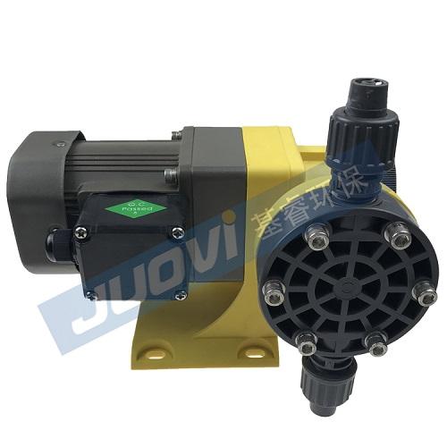 南方泵业GS030PP1机械隔膜加药泵计量泵PVC泵头材质