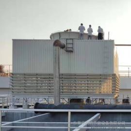 kai讯耐高wen方形冷却塔 化工500T工业型冷却水塔KXNT-500L-1