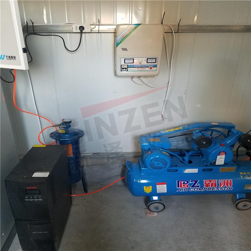 SINZEN红砖厂烟气排放连续在线分析仪监测TK-1000型