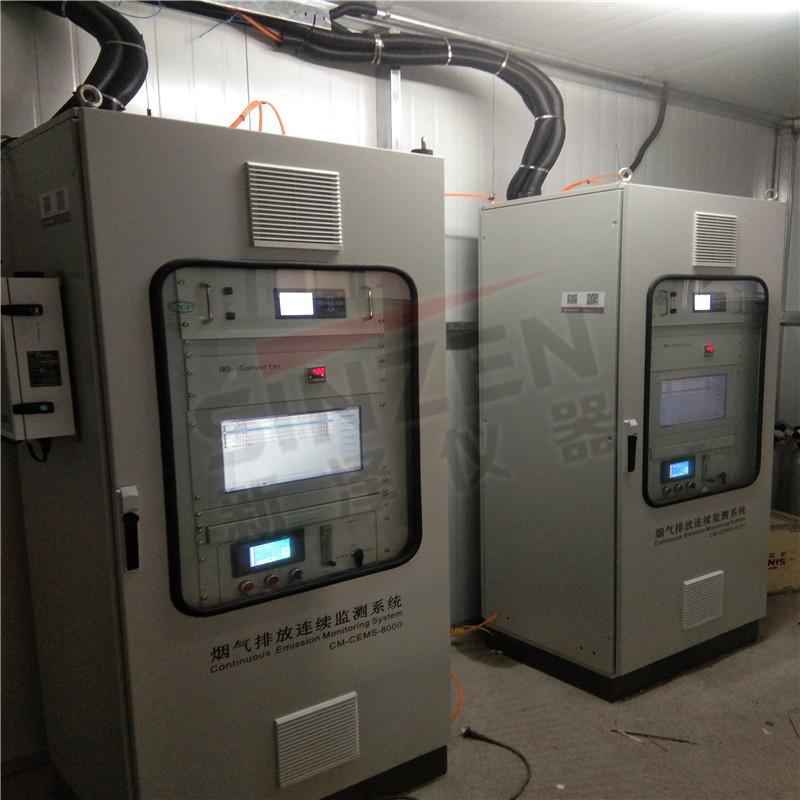 新泽仪器砖窑厂烟气排放连续在线分析仪TK-1200型