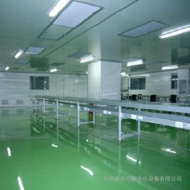 万级十万级净化车间工程专注承建施工单位-晨华净化